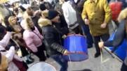 Кукерски фестивал град Благоевград 08.01.2017г.