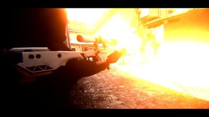 Counter-Strike GO Highlights: awp унищожение