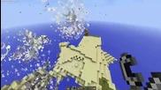 Minecraft - Insane Tnt trail 12,008 tnt