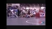2009 Freestyle Greco - Roman Wrestling Highlights