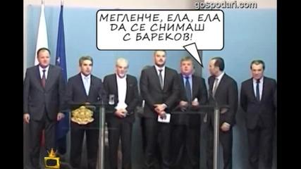 """И Чък Норис """"трепери"""" пред силата на Бареков - Господари на ефира (30.06.2014г.)"""
