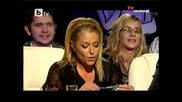 Импровизация на Българския хим със пиано!!! - България търси таланти - 05.04.2010