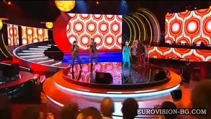 Сърбия на Евровизия 2011 - Nina - Caroban Eurovision 2011 Serbia нина
