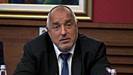 Борисов: Работим по разкриването на незаконните фабрики за цигари от година и половина