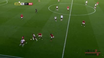 02.11.13 Фулъм 1 - 3 Манчестър Юнайтед - Най-доброто от мача