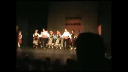 Клуб Хоро Ямбол Концерт 09г