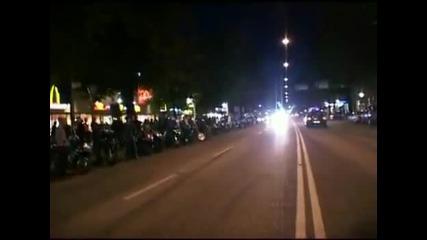 Ghost Rider Се Ебава на Полицията