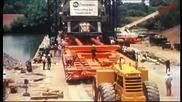 1157 Тегло от най-големите Ton Транспорт в света работа, 384 Tire Транспорт