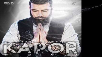 Sasa Kapor - Ne mogu ja protiv sebe - (Audio 2016)