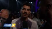 Джо говори за възможност да има Camp Rock 3,за Деми и за изпълннието на групата Mtv Vma's 2017