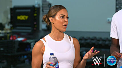 WWE and Nestlé Pure Life Family Fitness Challenge: Episode 3