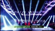 Tvxq - Catch Me @ Inkigayo (04.11.2012)