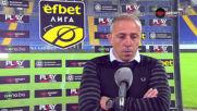 Илиан Илиев скочи на съдиите и програмата в efbet Лига