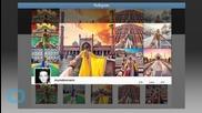 Photographer Follows His Girlfriend Through India in Beautiful Instagram Series