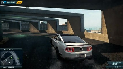 Стил Бързи и Яростни в Need For Speed Most Wanted 2012