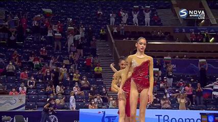 България с трети сребърен медал на старта на Европейското