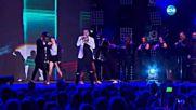 Графа - Drama Queen (на живо от наградите на БГ Радио 2016)