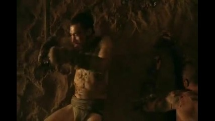 Spartacus Blood and Sand - Blurry (puddle of Mud)