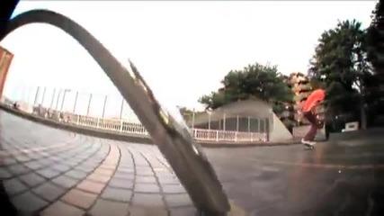 Sick Skateboarding Skills!