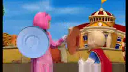 Lazy Town - Playtime [video]