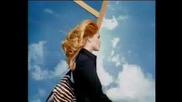 Реклама - Пяна за коса Taft