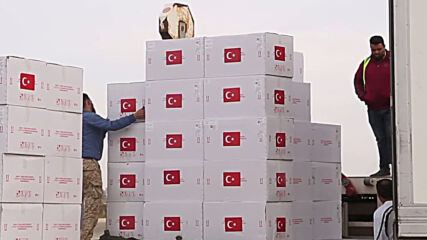 Libya: Turkish donation of 150k Sinovac COVID vaccines arrives at Tripoli airport