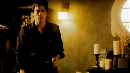 The Vampire Diaries|| 100 % reason to remember the name Damon
