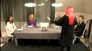 Певицата Петя Буюклиева посреща гости - Черешката на тортата (25.02.2016)