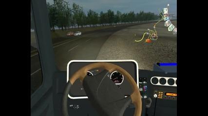 Euro Truck Simulator (man Tga 18.480)