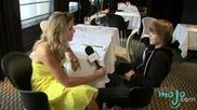 Youtube Superstar Justin Bierber - Interview
