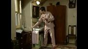 Mr Bean - закъснява за зъболекар