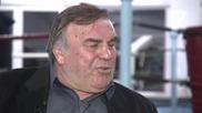 На ринга с Георги Стоименов