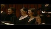 Хендел - 'месия' - Hallelujah (диригент Сър Колинс Девийс)