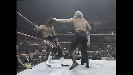 W W F R A W 06.10.97 - H H H vs Bret Hart