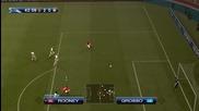 pes.2009 gol na berbatov