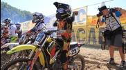 Супер мотивация - Gianluca Facchetti Start Adac Mx Masters Tensfeld 2013