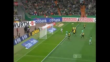 01.03 Вердер Бремен - Борусия Дортмунд 2:0