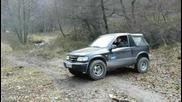 Киа Спортидж в Плана планина - тест баир