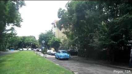 Ретропарад в Бургас - 4.07.2015