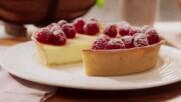 Лимонов тарт с малини | Домашни рецепти с Мери Бери | 24Kitchen Bulgaria