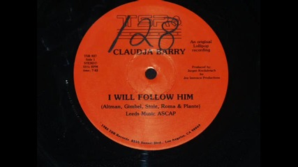 Claudja Barry - I Will Follow Him - 1982 [bobby O`]