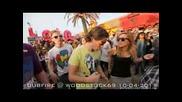 Dubfire plays _dema, Saraceni, Axel - Indiana_ @ Woodstock69 - Bloemendaal (the Netherlands)