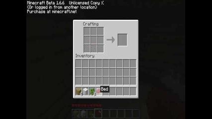 Minecraft-оцеляване 1 епизод