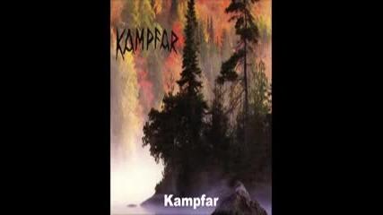 Kampfar - Kampfar (full Album Ep 1995 ) pagan black metal Norway