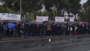 Spain: Hundreds rally outside refugee detention centre in solidarity with protesting inmates