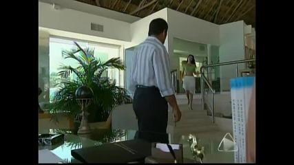 Марлене Фавела в много секси сцена в сериала Руби