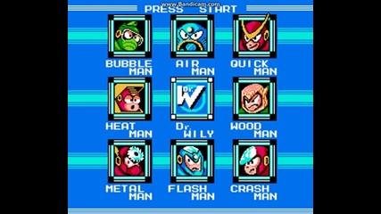 Megaman 2 Crizzly Remix