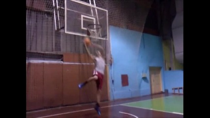 Mix dunk Nikolay Nikolov