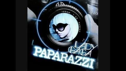 Lady Gaga Paparazzi (remix)