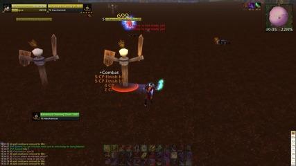 World of Warcraft (focus Macro) Rogue